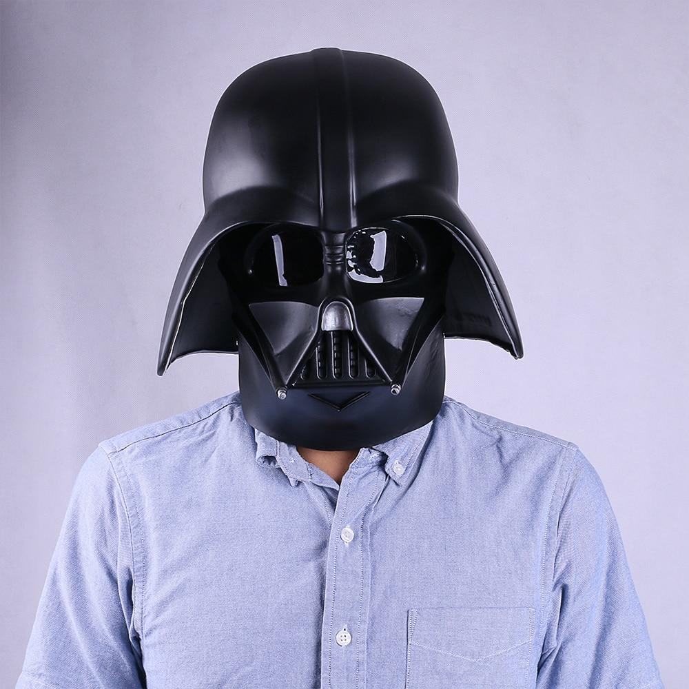 Star Wars Stormtrooper Helmet Darth vader Mask Halloween Cosplay ...